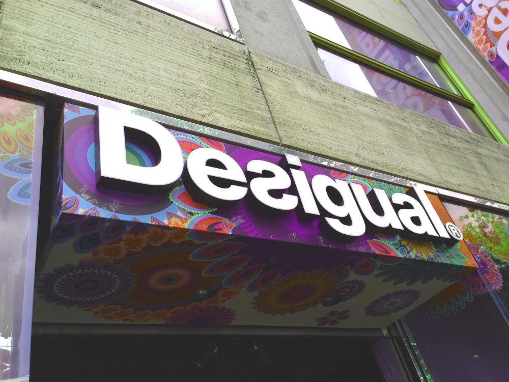 Desigual Store Berlin Kurfuerstendamm