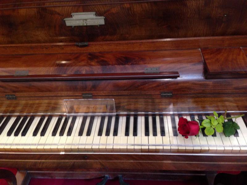 Pleyel-Klavier-Chopin
